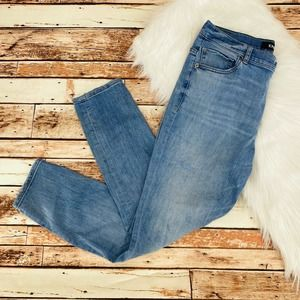 Express Repreve High Ankle Leggings Jeans Size 10